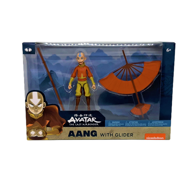 Avatar combo Pack Aang with glider