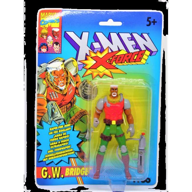 Figurine X-Men : G.W. Bridge