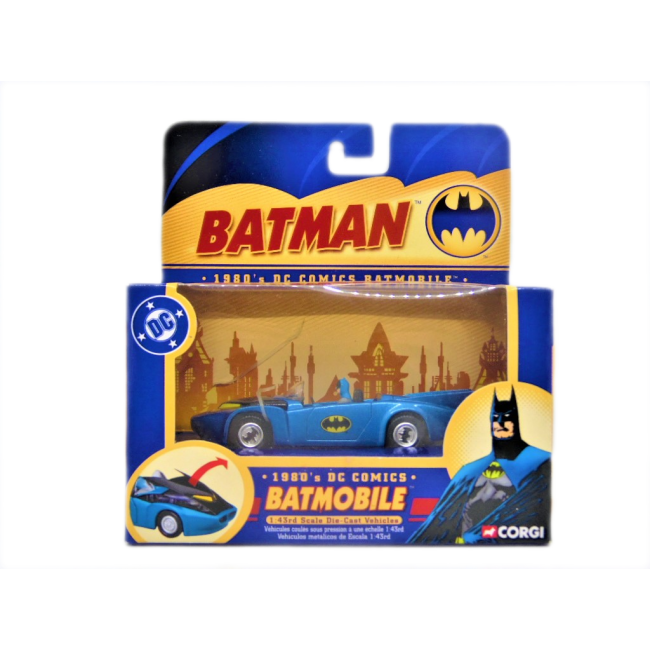 Batmobile 1980