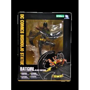 Batgirl black costume Kotobukiya