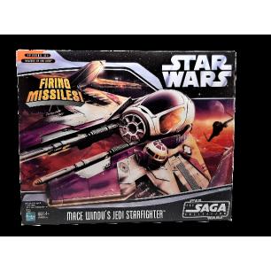 Star wars mace windu's jedi starfighter
